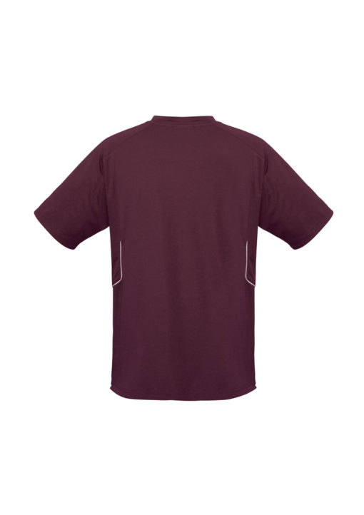T121MS T121KS Maroon Back